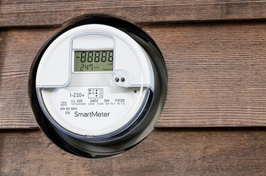 Smart-Meter-Side-Of-House