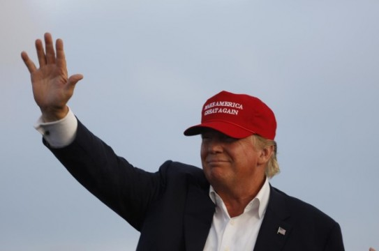 Editorial-Use-Donald-Trump-Hat