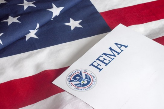 FEMA US Homeland Security Citizen and Immigration Services