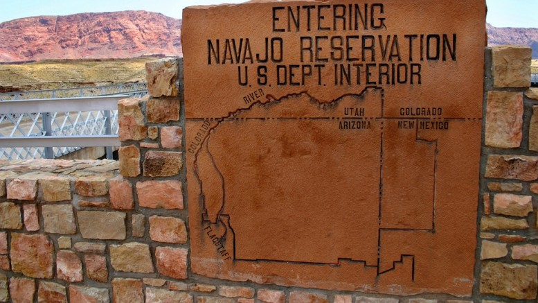 Navajo Nation sues U.S. government for $160 million over toxic waste damage to their community